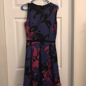 Taylor Fit & Flare Dress